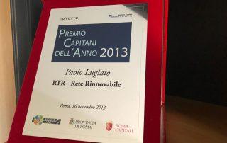 PREMIO CAPITANI DELL'ANNO 2013